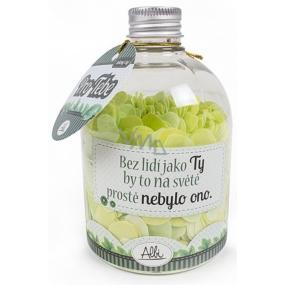Albi Relax Konfety do koupele s vůní Zeleného čaje Pro Tebe