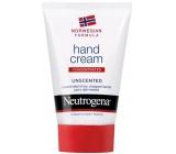 Neutrogena Norwegian neparfémovaný koncentrovaný krém pro suché a popraskané ruce 50 ml