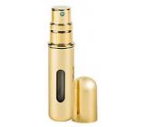 Pressit Perfume Refillable Atomiser plnitelný flakón metalická zlatá 4 ml