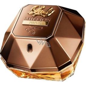 Paco Rabanne Lady Million Privé parfémovaná voda pro ženy 80 ml Tester