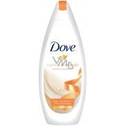 Dove Cashmere Smooth vyživující sprchový gel 250 ml