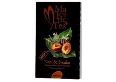 Biogena Majestic Tea Noni & švestka ovocný čaj 20 x 2,5 g