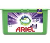 Ariel 3v1 Lavender Freshness gelové kapsle na praní prádla 28 kusů 756 g
