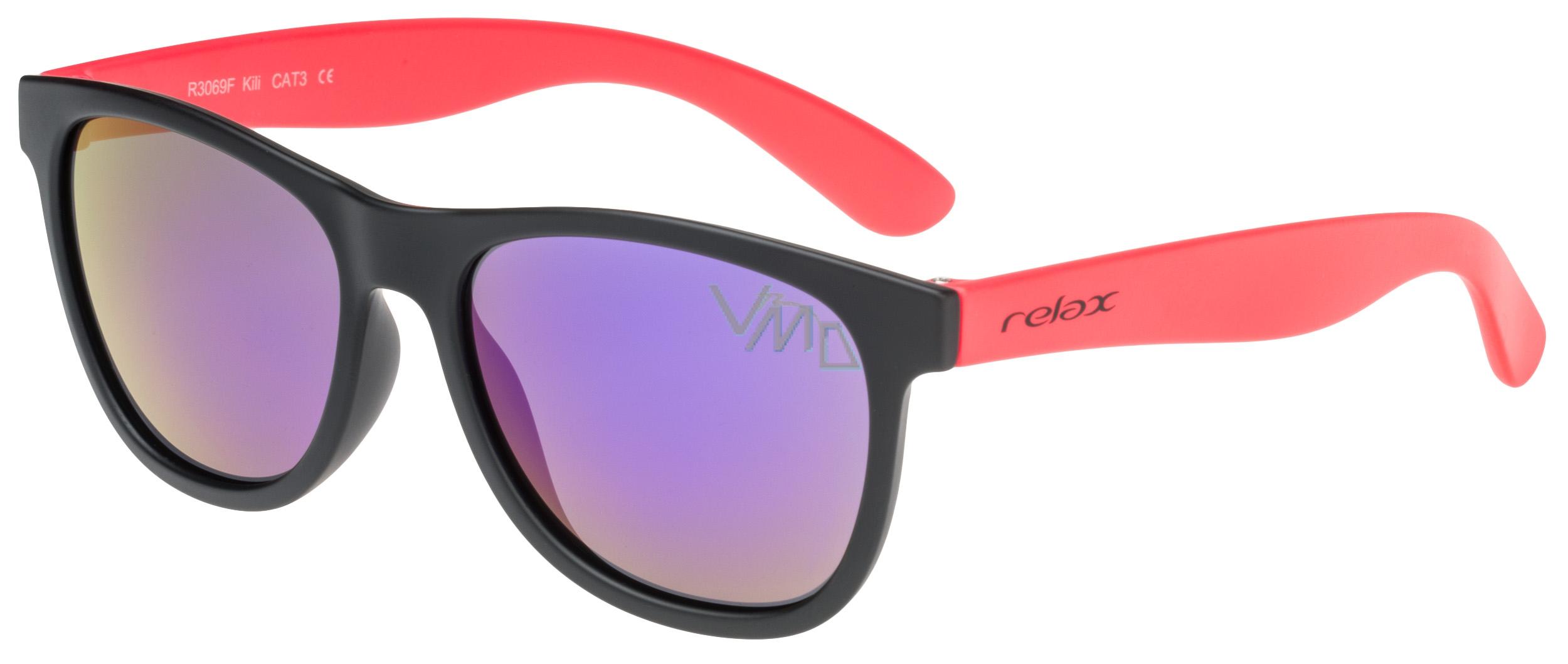 Relax Kili Sluneční brýle pro děti R3069F - VMD drogerie 79a0f095d67