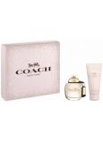 Coach Eau de Parfum parfémovaná voda pro ženy 50 ml + tělové mléko 100 ml, dárková sada