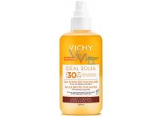 Vichy Ideál Solei SPF30 Ochranný sprej s betakarotenem pro podporu sjednoceného tónu pleti a zvýraznění opálení 200 ml