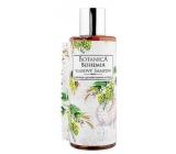Bohemia Gifts Botanica Chmel a obilí pivní šampon na vlasy 200 ml