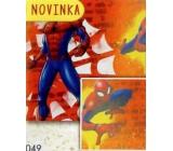 Nekupto Balicí papír vánoční pro děti Spiderman 70 x 200 cm 1 role BLI 049