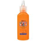 Amos Barvy na sklo 2. Oranžová 22 ml