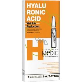 Pierre René Hyaluronic Acid kúra proti vráskám v ampulích 7 x 2 ml