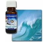 Slow-Natur Mořský vánek Vonný olej 10 ml