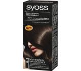 Syoss Professional barva na vlasy 3 - 1 tmavě hnědý