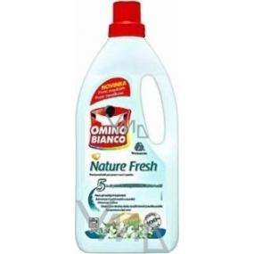Omino Bianco Nature Fresh tekutý prací prostředek 1,5 l