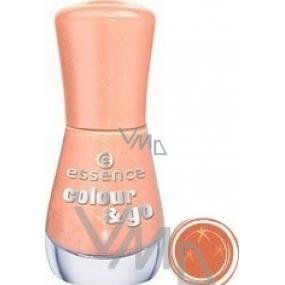 Essence Colour & Go lak na nehty 119 Boho Chic 8 ml