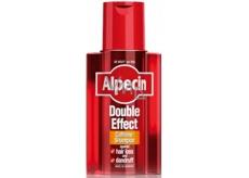 Alpecin Energizer Caffeine Double-Effect Kofeinový šampon proti lupům a vypadávání vlasů 200 ml