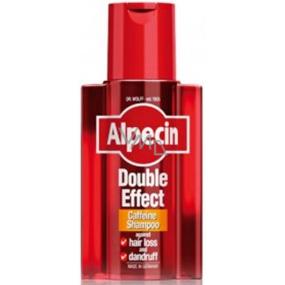 Alpecin Energizer Double-Effect Caffeine Shampoo proti lupům a vypadávání vlasů 200 ml
