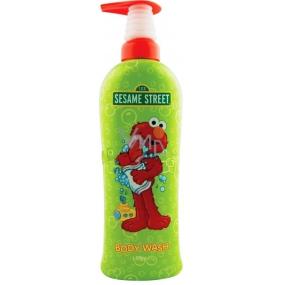 Sesame Street Body Wash sprchový gel pro děti dávkovač 1 l