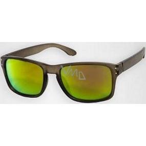 Fx Line Sluneční brýle se zelenými skly A20138