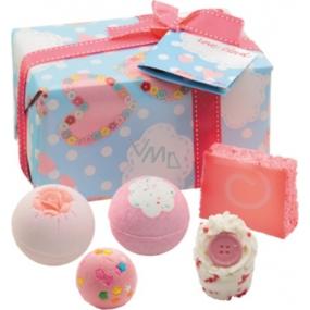 Bomb Cosmetics Blíže k mrakům mix balistiků a mýdel 5 kusů 500 g, kosmetická sada