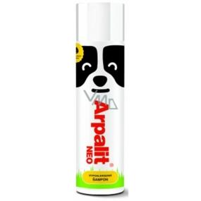 Arpalit NEO Hypoalergenní šampon pro suchou, citlivou, alergickou pokožku srsti kožešinových zvířat 250 ml