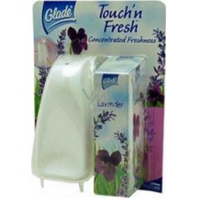 Glade by Brise Touch N Fresh Levandule osvěžovač vzduchu 10 ml