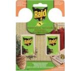 Raid Proti molům s vůní cedru 2 x 3 g