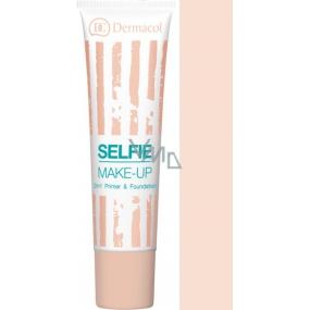 Dermacol Selfie make-up č. 1 25 ml
