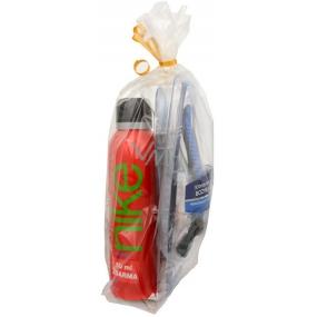 Nike Red Man deodorant sprej pro muže 200 ml + pánský holicí strojek