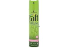 Taft Volume Ultra Strong ultra silně tužící lak na vlasy 250 ml