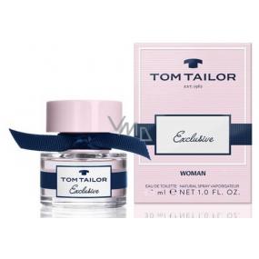 Tom Tailor Exclusive Woman toaletní voda 50 ml