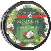 Bohemia Gifts & Cosmetics Kokos tělové máslo s kokosovým olejem 200 ml