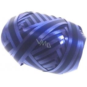 Nekupto Klubíčko Luxus modré s lesklým páskem 1 cm x 10 m