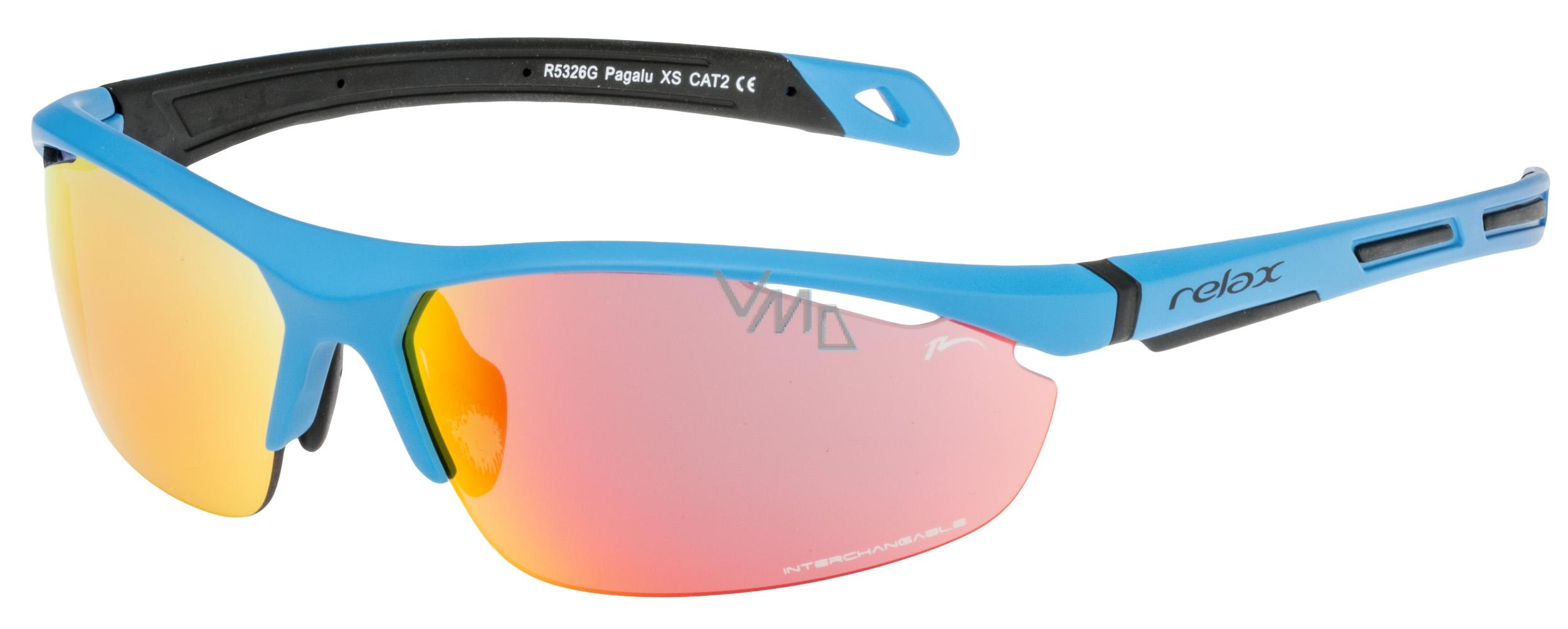 Relax Pagalu XS Sport Sluneční brýle R5326G - VMD drogerie 62ba83cf61d