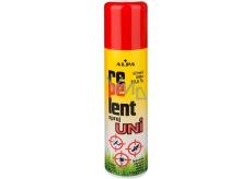 Alpa Repelent Uni sprej odpuzuje komáry, klíšťata a muchničky 150 ml