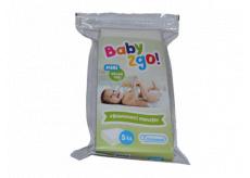 Baby2go! Přebalovací podložky pro děti 40 x 60 cm 5 kusů