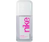 Nike Ultra Pink Woman parfémovaný deodorant sklo pro ženy 75 ml