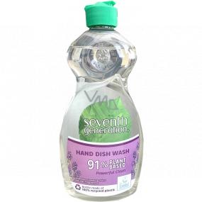 Seventh Generation Lavender Flower & Mint prostředek na mytí nádobí 500 ml