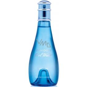 Davidoff Cool Water Woman parfémový deodorant sklo pro ženy 100 ml