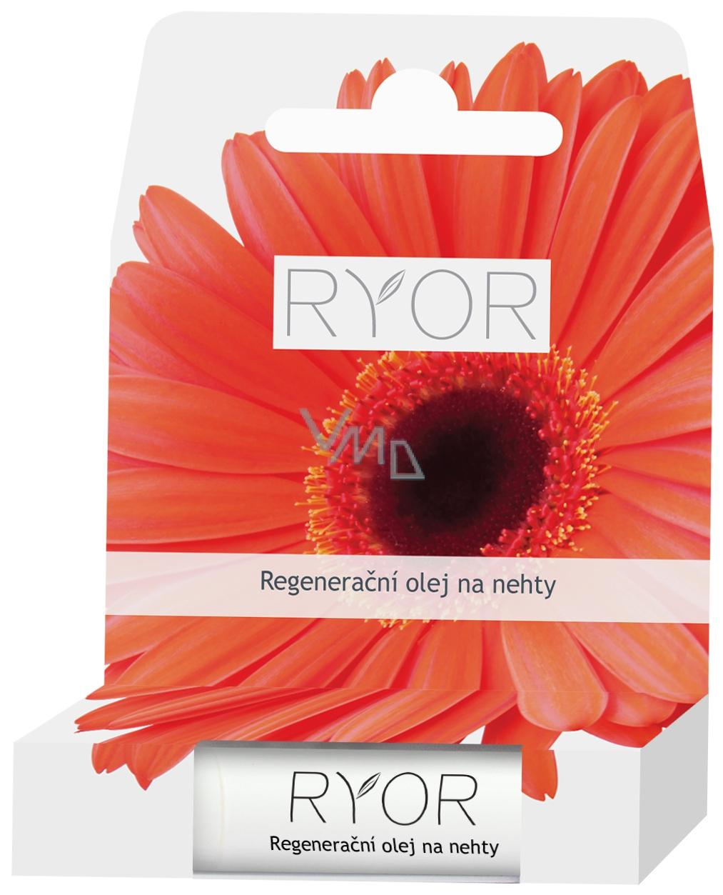 Ryor Regenerační olej na nehty 5 ml
