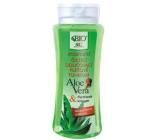 Bione Cosmetics Aloe Vera čistící odličovací pleťové tonikum 255 ml