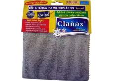 Clanax Korund utěrka PU mikrovlákno 30 x 30 cm 1 kus