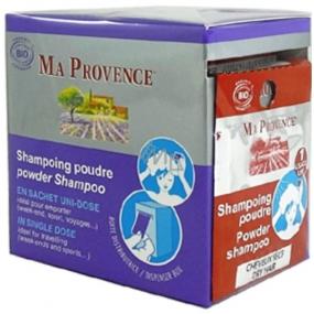 Ma Provence Bio práškový šampon na normální vlasy 1 g