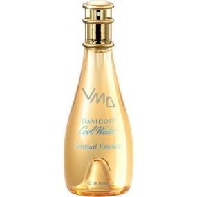 Davidoff Cool Water Sensual Essence parfémovaná voda pro ženy 100 ml Tester