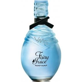 NafNaf Fairy Juice Blue toaletní voda Tester pro ženy 100 ml