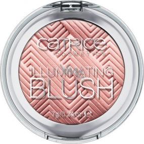 Catrice Illuminating Blush tvářenka 040 La Vie En Rose 4,5 g