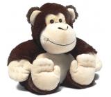 Albi Hřejivý plyšák Opice, 25 cm × 20 cm, 750 g