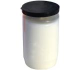 MaP Olejová svíčka bílá mini OL1/160 GR 110 g