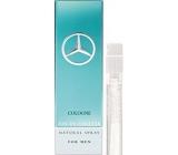 DÁREK Mercedes-Benz Mercedes-Benz Cologne toaletní voda pro muže 1,5 ml s rozprašovačem, Vialka