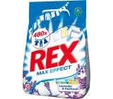 Rex Max Effect Lavender & Patchouli prací prášek 20 dávek 1,4 kg