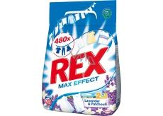 Rex Max Effect Lavender & Patchouli prášek na praní 20 dávek 1,4 kg